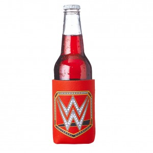 WWE Universal Championship Title Reversible Bottle & Can Cooler