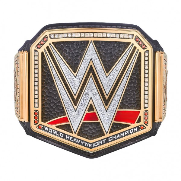 WWE Championship Official TV Authentic Title Belt