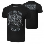 "Undertaker & Roman Reigns ""We Run This Yard"" Authentic T-Shirt"