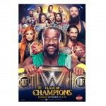 Clash of Champions 2019 Poster