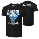 """Stone Cold Steve Austin """"Hell Yeah: Chicago"""" T-Shirt"""