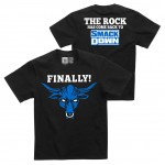 "The Rock ""SmackDown"" Youth Authentic T-Shirt"