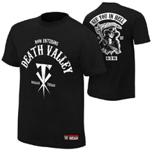 "Undertaker ""Death Valley"" WrestleMania 32 T-Shirt"