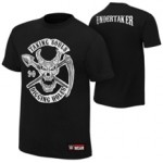 "Undertaker ""Taking Souls and Digging Holes"" Authentic T-Shirt"