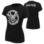 """Undertaker """"Taking Souls and Digging Holes"""" Women's Authentic T-Shirt"""