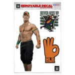 John Cena Removeable Decal