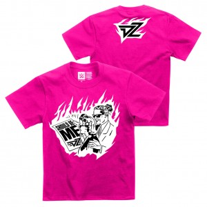 "Dolph Ziggler ""Should Be Me"" Youth Authentic T-Shirt"