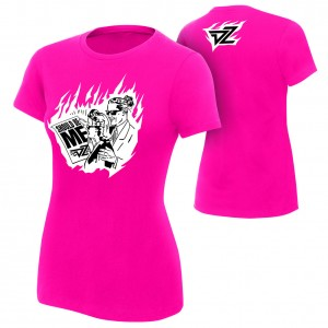"""Dolph Ziggler """"Should Be Me"""" Women's Authentic T-Shirt"""