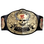 Stone Cold Smoking Skull Championship Replica Title Belt