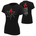 """Seth Rollins """"Ignite the Will"""" Women's Authentic T-Shirt"""