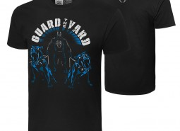 """Roman Reigns """"Guard The Yard"""" Authentic T-Shirt"""