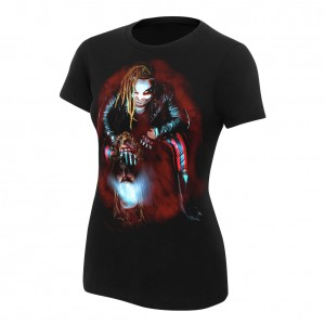 """The Fiend"" Bray Wyatt Photo Women's T-Shirt"