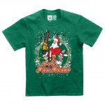 "Bray Wyatt ""Firefly Funhouse"" Youth Holiday T-Shirt"