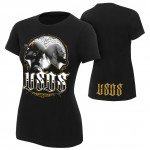 "The Usos ""Penitentiary"" Women's Authentic T-Shirt"