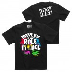 "Bayley ""Bayley is My Role Model"" Youth Authentic T-Shirt"