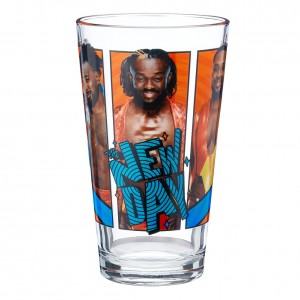 The New Day Superstar Pint Glass