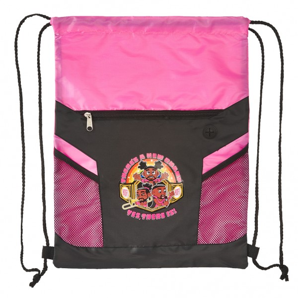 "The New Day ""New Champ"" Drawstring Bag"
