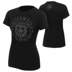 "Pete Dunne ""Bruiserweight Bear"" Women's Authentic T-Shirt"