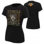 """Tommaso Ciampa """"No One Will Survive"""" Women's Authentic T-Shirt"""