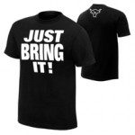 The Rock Just Bring It Retro T-Shirt