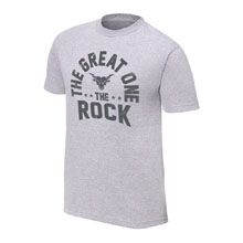 """The Rock """"The Great One"""" Vintage T-Shirt"""