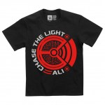 """Ali """"Chase the Light"""" Youth Authentic T-Shirt"""