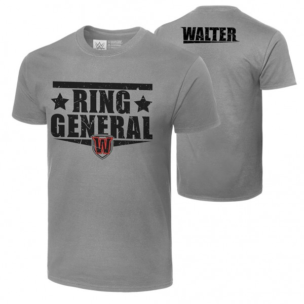 """WALTER """"Ring General"""" Authentic T-Shirt"""