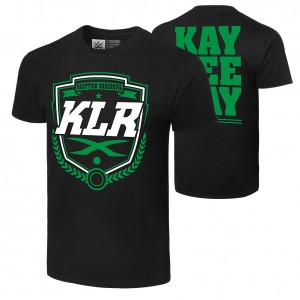 """Kay Lee Ray """"Scottish Daredevil"""" Authentic T-Shirt"""