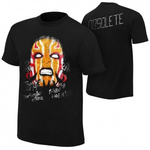 "Jeff Hardy ""Obsolete"" Youth Authentic T-Shirt"