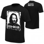 """Daniel Bryan """"Yes is Dead"""" Youth Authentic T-Shirt"""