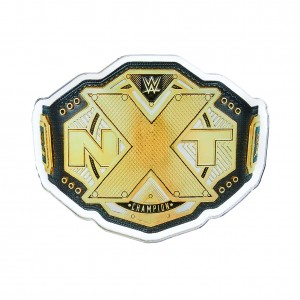 NXT Championship Magnet