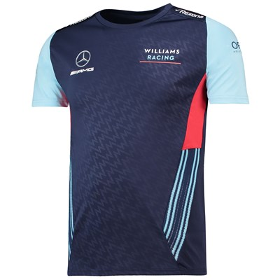 Williams Racing 2018 Alternate Team T-Shirt - Womens