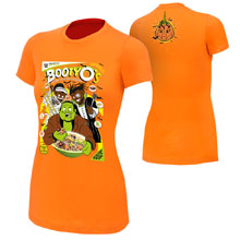 "The New Day ""Booty-O's"" Halloween Women's T-Shirt"