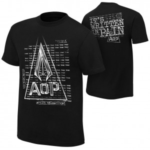 "AOP ""Pain"" Youth Authentic T-Shirt"