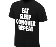 """Brock Lesnar """"Conquer"""" Youth Special Edition T-Shirt"""