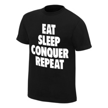 "Brock Lesnar ""Conquer"" Youth Special Edition T-Shirt"