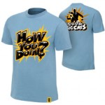 """Enzo & Cassady """"How You Doin?"""" Youth Authentic T-Shirt"""