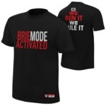 """Brie Bella """"Brie Mode Activated"""" Youth Authentic T-Shirt"""