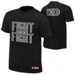 """Kevin Owens """"The Prizefighter"""" Authentic T-Shirt"""