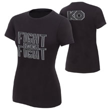 """Kevin Owens """"The Prizefighter"""" Women's Authentic T-Shirt"""