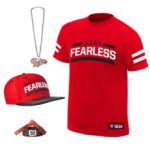 """Nikki Bella """"Stay Fearless"""" Youth T-Shirt Package"""