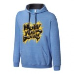"""Enzo and Cass """"How You Doin'?"""" Pullover Hoodie Sweatshirt"""