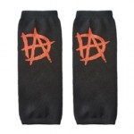 Dean Ambrose Black Wrist Sleeves
