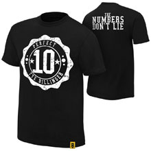 """Tye Dillinger """"The Numbers Don't Lie"""" Youth Authentic T-Shirt"""
