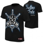 """The Club """"No One is Safe"""" Authentic T-Shirt"""