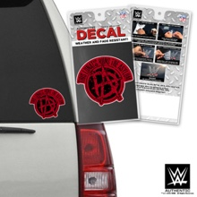 "Dean Ambrose ""This Lunatic Runs The Asylum"" Car Decal"
