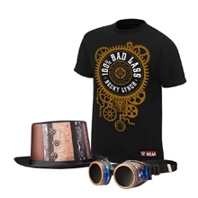 "Becky Lynch ""100% Bad Lass"" Youth T-Shirt Package"