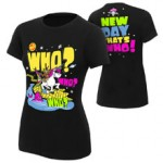 "The New Day ""New Day and Friends"" Women's Authentic T-Shirt"