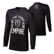 "Roman Reigns ""Roman Empire"" Long Sleeve T-Shirt"