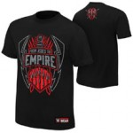 "Roman Reigns ""From Ashes to Empire"" Authentic T-Shirt"